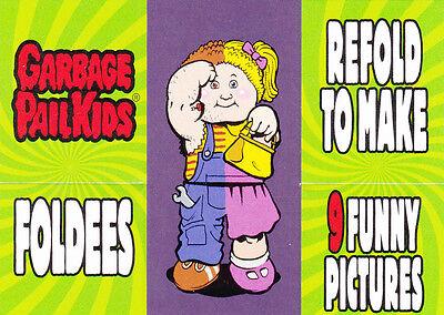 GARBAGE PAIL KIDS BNS2 COMPLETE FOLDEES SET OF 10 2013 BRAND-NEW SERIES 2