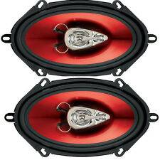 "Boss Audio CH5730 5x7"" 300 Watt 3 Way Car door speaker 1 Pair Ford Mazda Jaguar"