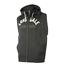 Lonsdale-Mens-XL-NWT-59-Charcoal-Gray-Full-Zip-Hoodie-Sweatshirt-Vest thumbnail 1
