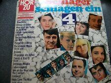 Schlager schlagen ein 4 Vinyl LP [France Gall/ Small Faces/ Herman's Hermits ]