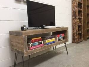 Rustic Industrial Modern Reclaimed Wood TV Stand Multi Media Unit - <span itemprop=availableAtOrFrom>Heanor, Derbyshire, United Kingdom</span> - Returns accepted Most purchases from business sellers are protected by the Consumer Contract Regulations 2013 which give you the right to cancel the purchase within 14 days aft - Heanor, Derbyshire, United Kingdom