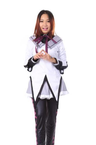 Puella Magi Madoka Magica Cosplay Costume Akemi Homura Hair Band