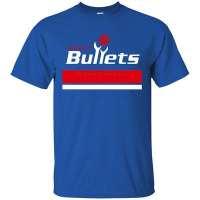 Ultra Cotton T-Shirt 1 Washington Bullets