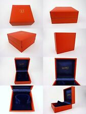 Eberhard  watch box astuccio etui ecrin uhrenbox vintage NOS (lot 115)