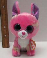 Ty Beanie Boos Cancun Chihuahua Plush, Pink - 36084 Toys