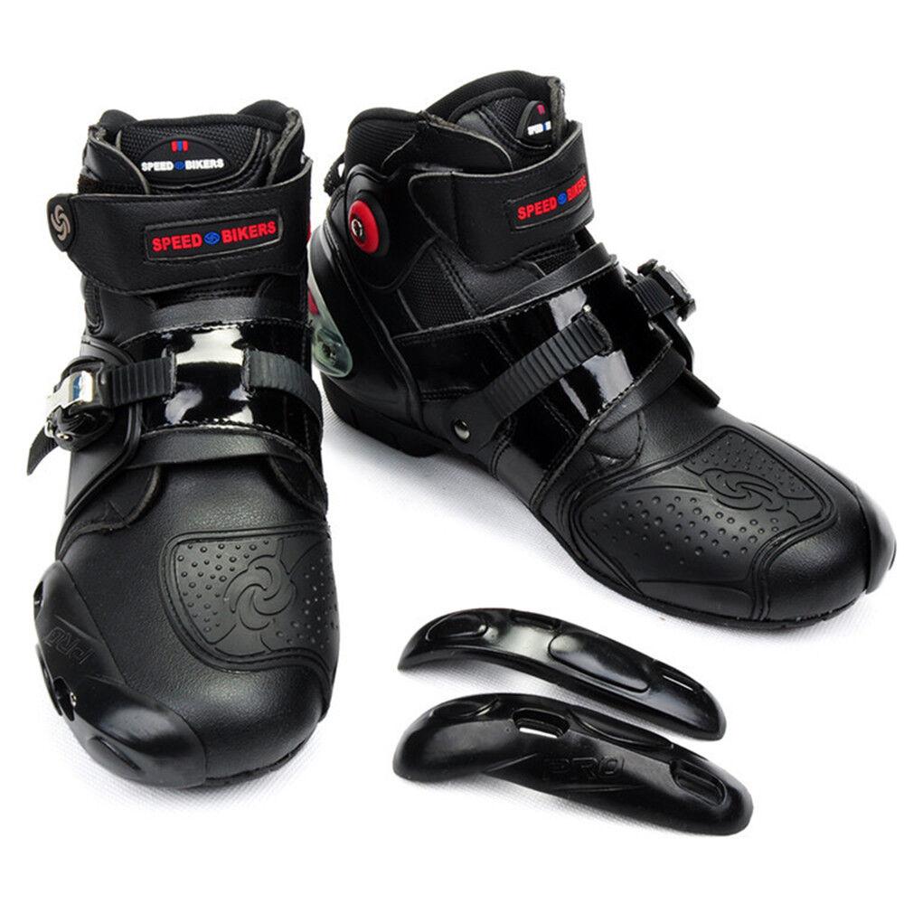 Zapatos Para Hombre botas Motor Racing Motocross Moto Racing Velocidad Sport botas de suciedad
