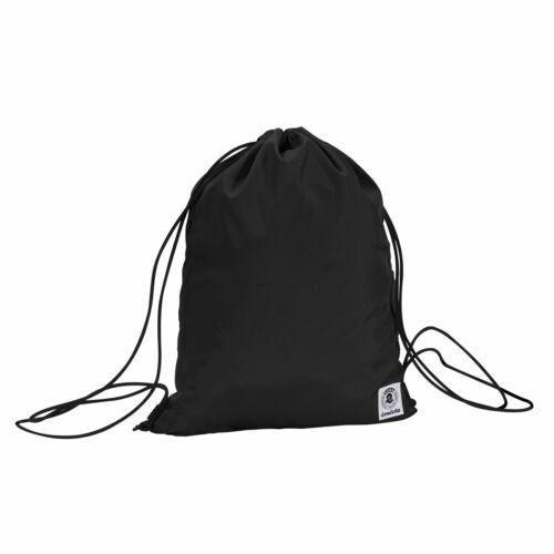 Easy Bag INVICTA Sacca Zainetto Nero