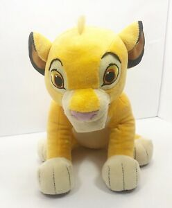 Disney-The-Lion-King-Simba-Cub-Plush-Kohl-s-Cares-12-Stuffed-Animal-Toy-2014