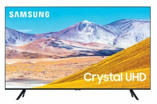Samsung 75 Class 4K UHD Smart TV UN75TU8000FXZA. Available Now for 788.99