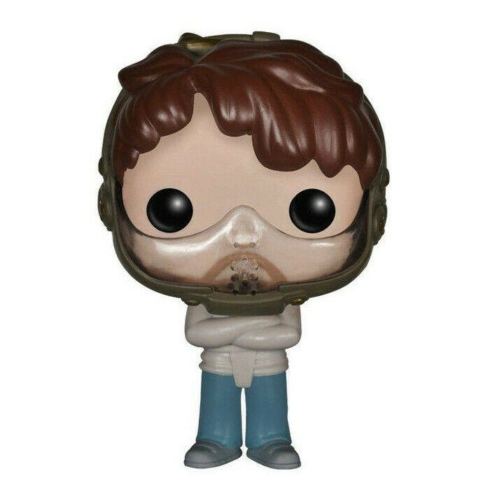 FUNKO POP CULTURE HANNIBAL WILL GRAHAM STRAIGHT JACKET Figura NEW