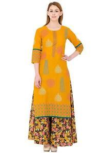 Indian Women Kurta Kurti Bollywood Pakistani Tunic Top Kameez Dress Kurta only