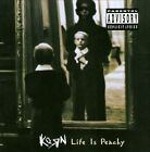 Life Is Peachy [PA] by Korn (CD, 1996, Sony Music Distribution (USA))