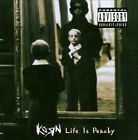 Life Is Peachy [PA] by Korn (CD, 1996, Sony Music Distribution (USA))
