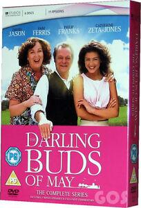 The-Darling-Buds-Of-May-Complete-Series-DVD-90s-TV-Drama-Boxset-David-Jason-New