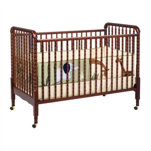 M7391C DaVinci Jenny Lind 3-in-1 Convertible Crib in Cherry
