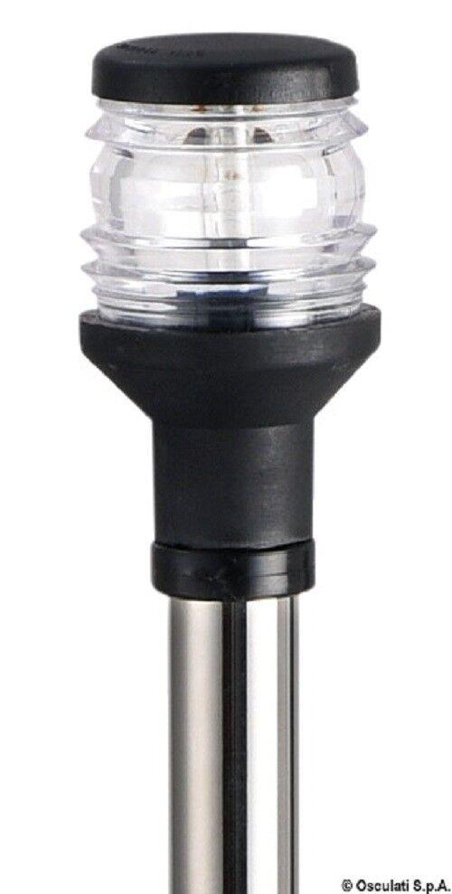 Teleskoplampenschaft Teleskoplampenschaft Teleskoplampenschaft Compact zur Deckmontage Lampenmast Ankerlicht 360° 774e49