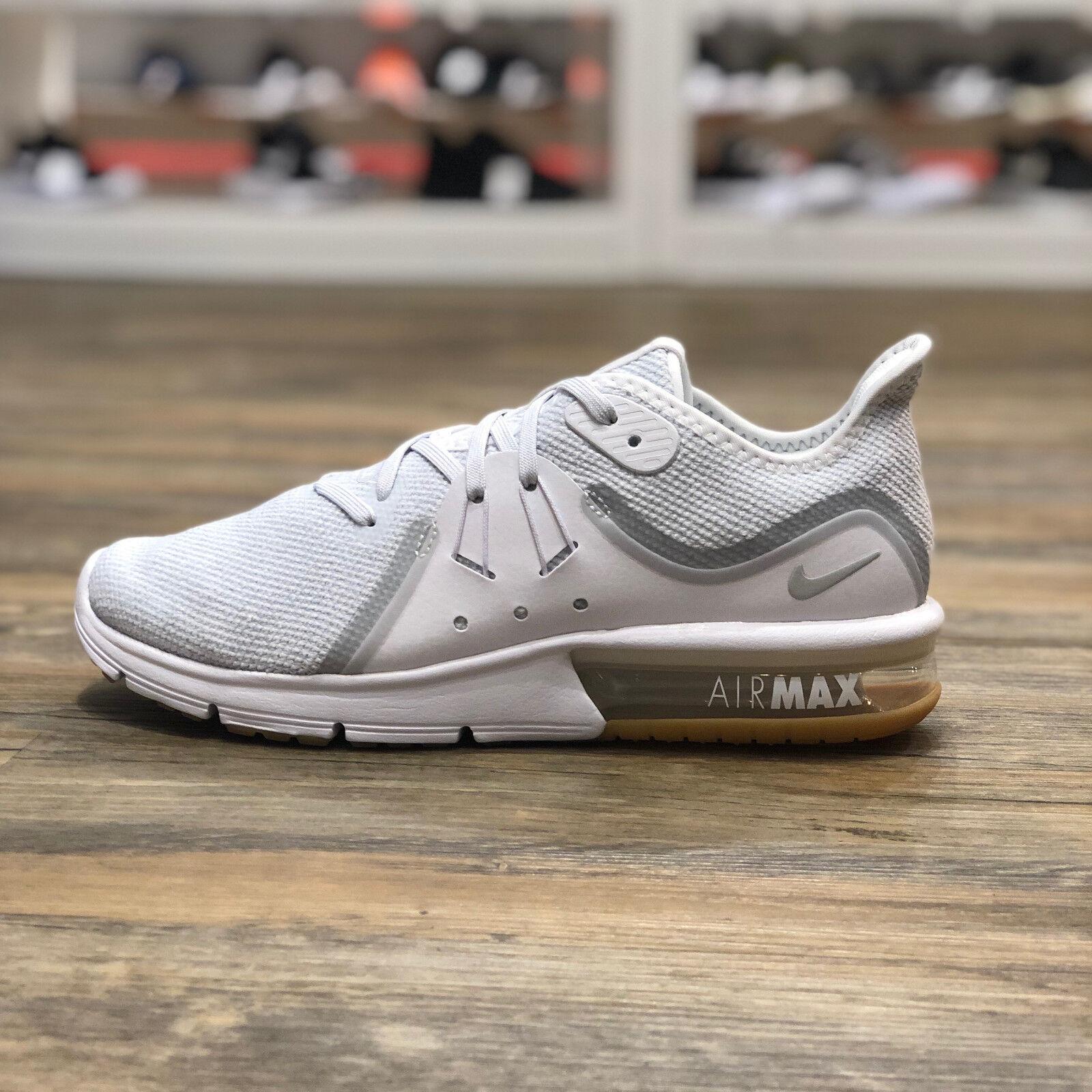 Nike Air Max Sequent 3 Gr.38 Schuhe Running Turnschuhe grau 270 90 908993 101