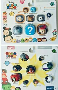 Disney-Tsum-Tsum-Mystery-Stack-Pack-Series-4-or-2-9-Figures-TT-17