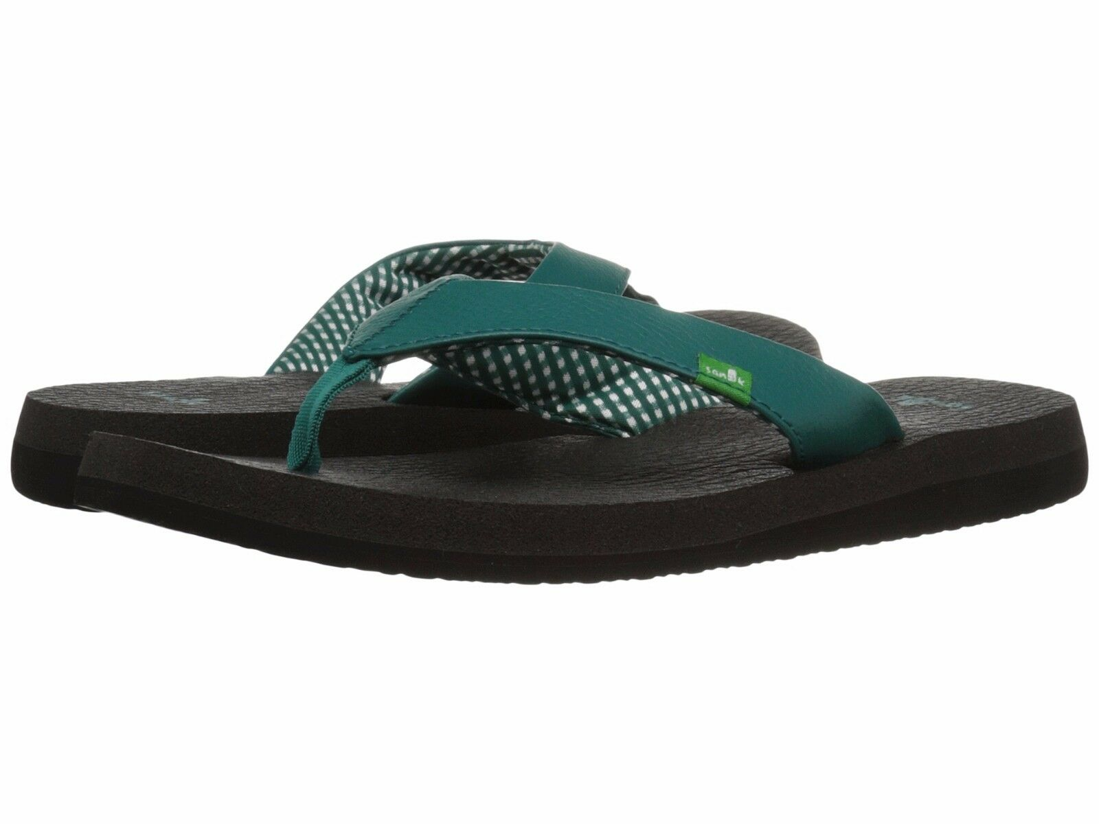 NEW SIMMS ATOLL LAGOON  FLIP FLOPS SANDALS WOMENS 8 FREE SHIP