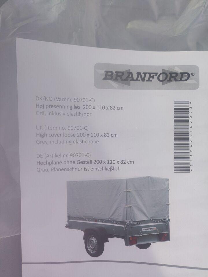 Tilbehør, lastevne (kg): 500