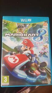 Jeu Nintendo Wii U - Mario Kart 8
