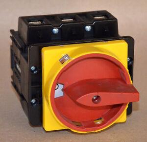Eaton//Moeller Ein-Aus-Schalter im Gehäuse P1-25//I2