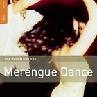 The Rough Guide to Merengue Dance by World Music Network, Rough Guides (CD-Audio, 2010)