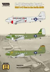 Wolfpack-1-72-decal-C-47-Skytrain-Pt-2-USAF-C-47-Fleet-to-the-Berlin-Airlift