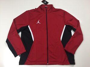 43dc2aa25 Nike Air Jordan Dri-fit Warm up Men's Jacket Light Weight 688536-687 ...