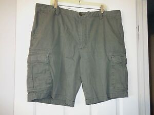 1457c8f50e Image is loading MENS-GREEN-DOCKERS-CARGO-SHORTS-42-GREAT-COND