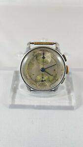 BWC chronograph working easy to be restored Rare watch , collector watch !!