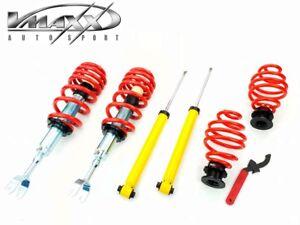 XXtreme-V-MAXX-Gewindefahrwerk-Audi-A6-4B-amp-Passat-3B-G-Hoehe-amp-Haerte-verstelbar