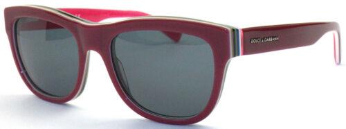Dolce /& Gabbana Sonnenbrille Sunglasses DG3179 2766 Gr52 Konkursaufkauf BP66 T64