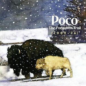 Poco-Forgotten-Trail-1960-74-New-CD-UK-Import