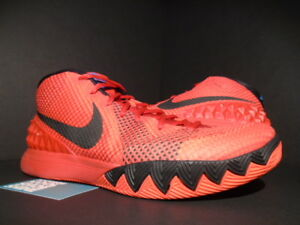 NIKE KYRIE 1 DECEPTIVE RED I CRIMSON BLACK UNIVERSITY RED BLUE ... bf03319f5
