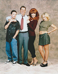 Image Is Loading Married With Children Cast 8 X 10 Photo