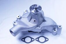 BBC Big Block  Chevy 454 High Volume Aluminum Long Water Pump LWP Satin Polishe