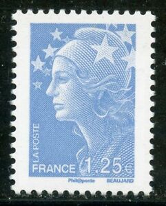 STAMP-TIMBRE-FRANCE-N-4236-MARIANNE-DE-BEAUJARD
