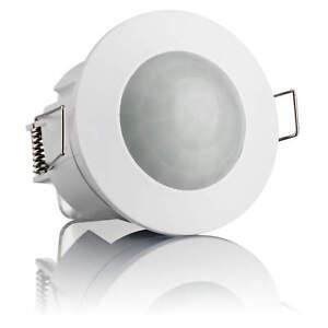 Bewegungssensor-Unterputz-360-Einbau-Deckenmontage-Infrarot-Sensor-SEBSON