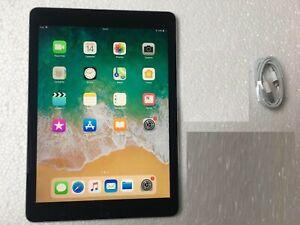 Apple iPad Air 2 64GB, Wi-Fi, 9.7in - Space Grey (Latest iOS 15)