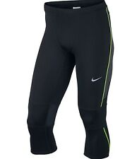Nike Power esencial 3/4 Dri-Fit para hombre Mallas (M) 644254 014