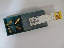 10 Pcs Tool Flo V84 Nt 12p Acme Grade Gp50 Carbide Threading Inserts Edp 0261120