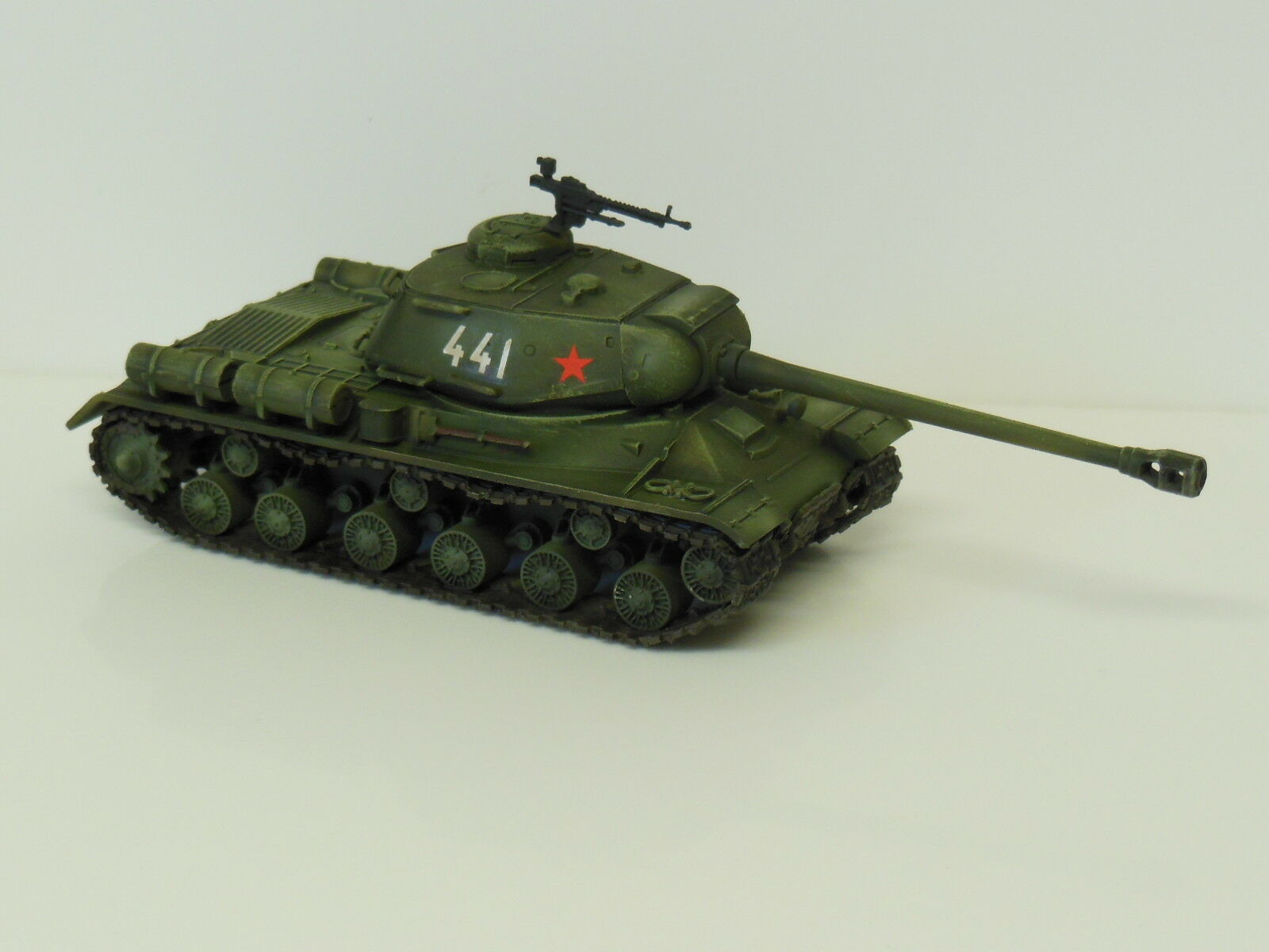 28mm Bolt Action Chain Of Command Soviet IS-2 Heavy Tank Painted & Weathered
