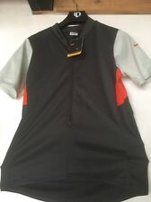 NEW Nike Sphere Dry SS Cycling Top Size Lady 12/14 RRP £39.99