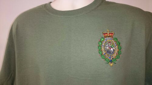 BRITISH ARMY ROYAL REGIMENT OF FUSILIERS T-SHIRT