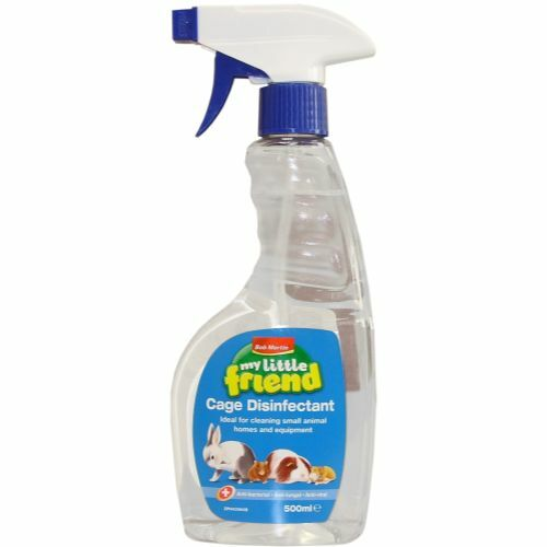 JOHNSON'S Clean and Safe Disinfectant for Small Animals Pet Spray 500ml
