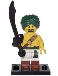 Figurine Desert Warrior LEGO ® col16-2 Collectible Minifigures: Series 16
