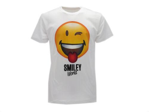 T-Shirt Smiley World Original Face Faces Instagram 7 Models News 2016