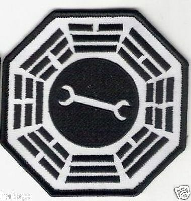 LOST TV SHOW  PATCH - MOTORPOOL- LST19