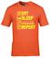 miniature 18 - Eat Sleep Mine Repeat Kids T-Shirt Boys Girls Gamer Gaming Tee Top